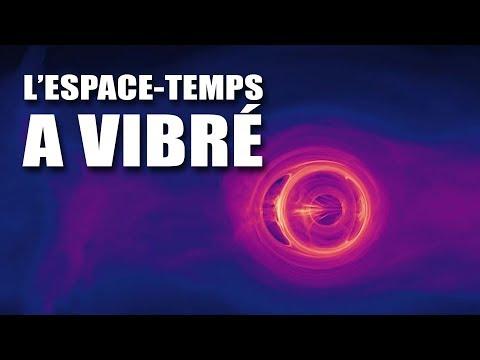 Un TROU NOIR avale une ÉTOILE à neutron et fait vibrer l'espace-temps ! DNDE #105