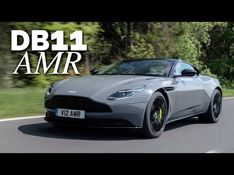 Aston Martin DB11 AMR: Finally The GT We...