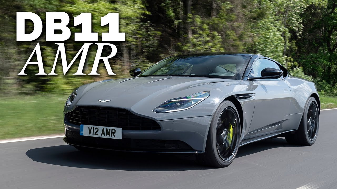 aston martin db11 amr: finally the gt we deserve - carfection - youtube