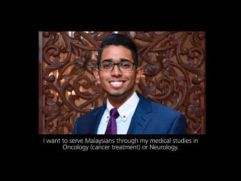 I'm Hareneshkaran Kirubakaran and I'm a Bank Negara Malaysia Kijang Emas scholar