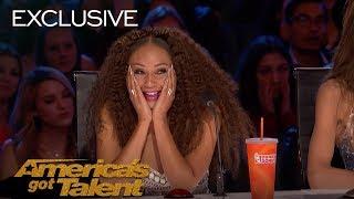 Mel B is Shook - America's Got Talent 2018