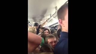 James Madison University Drunk Bus