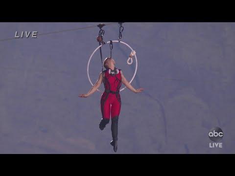 Erendira Wallenda's Aerial