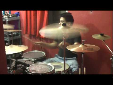 the used blue and yellow drum cover hd youtube. Black Bedroom Furniture Sets. Home Design Ideas