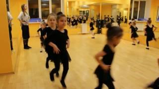 Видео-урок (I-семестр: декабрь 2016г.) - филиал Восточный, группа 4-6 лет, Детский танец