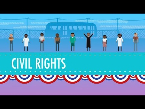 Civil Rights And The 1950s: Crash Course US History #39