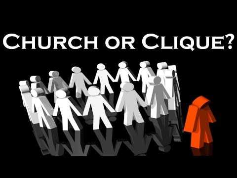 Is Your Church A Family Or A Clique?