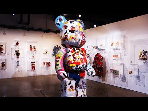 """Mickey: The True Original Exhibition"" in New York City"