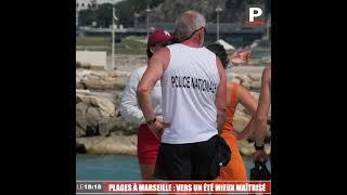 Le 18:18 - Marseille se prépare à la surfréquentation de ses plages