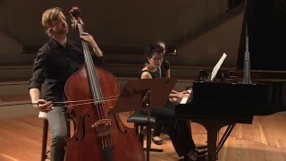 Matthew McDonald plays Bruch Kol Nidrei on double bass