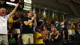 Ram Nation claims game 1 in The Basketball Tournament