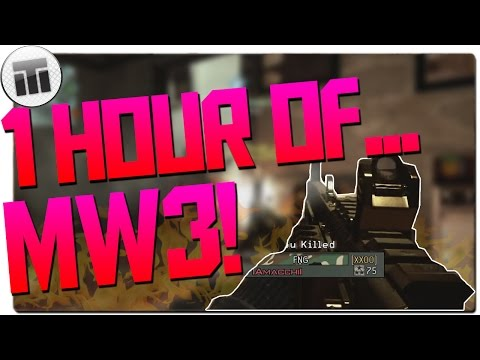 The Most INTENSE Demolition Game Ever :: 1 Hour (and 10 minutes) of MW3!