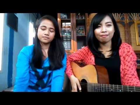 Akan Ku Tunggu - Sherina ( Cover by Berta & Maya )