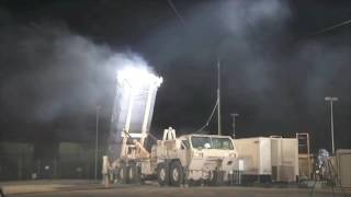 THAAD Terminal High Altitude Area Defense missile system 14th TEST