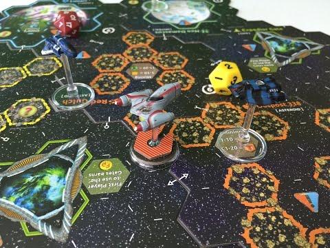 Xia: Embers of a Forsaken Star - 2 Player Gameplay - Part 1