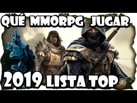 Lista Top Mejores Juegos MMOrpg 2019 A que MMOrpg Jugar 20190725