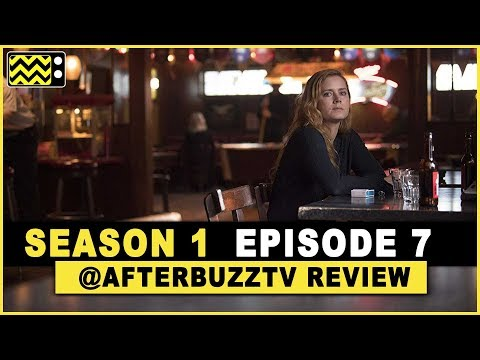Sharp Objects Season 1 Episode 7 Review & After Show with special guest Dodd Vickers!