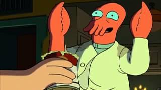 El Dr. Zoidberg - ¡Hurra, estoy Útil