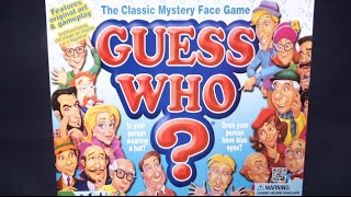 Guess Who? from Winning Moves Games