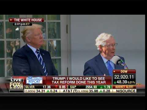 BOOM! Mitch McConnell BLASTS Steve Bannon During Presser with Trump