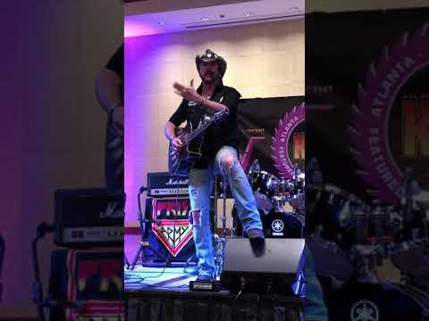 Ron Keel - Acoustic set at the Atlanta KISS Expo, 01/20/18