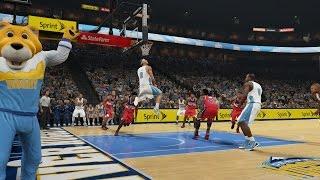 NBA 2K15 : Jay Jetzon AKA Jay Flexon  With Another 211