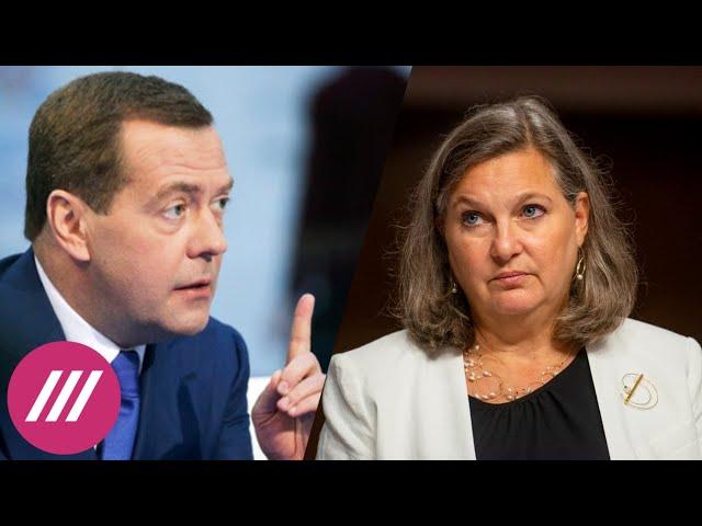 Предчувствие войны: зачем Медведев написал украинофобскую статью, а Нуланд приезжала в Москву