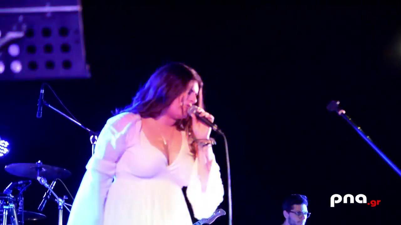 Συναυλία με την Κωνσταντίνα Κατσογιάννη στο καλοκαιρινό φεστιβάλ του Δήμου Τρίπολης