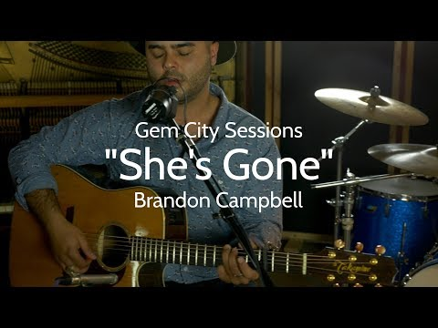 She's Gone - Brandon Campbell - Gem City Sessions