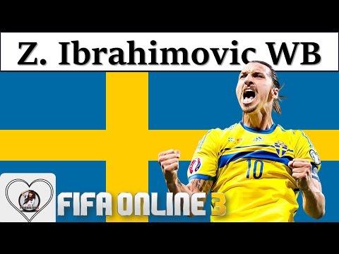 I Love FO3 | Zlatan Ibrahimovic WB Review Fifa Online 3 New Engine 2016: IBRA Của Mùa World Best