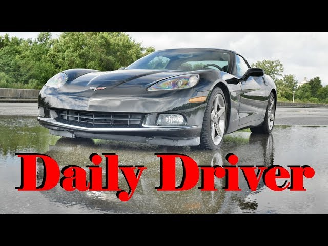 C6 Corvette 3 Years Later - Daily Driver