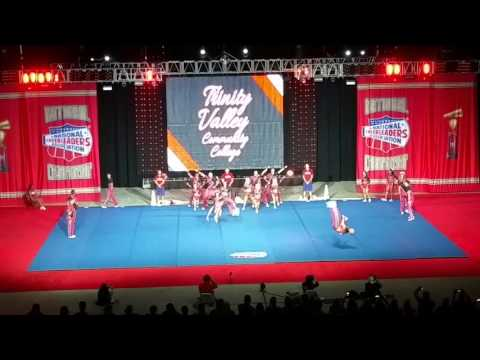 NCA College Nationals Prelims 2016 Trinity Valley Community College