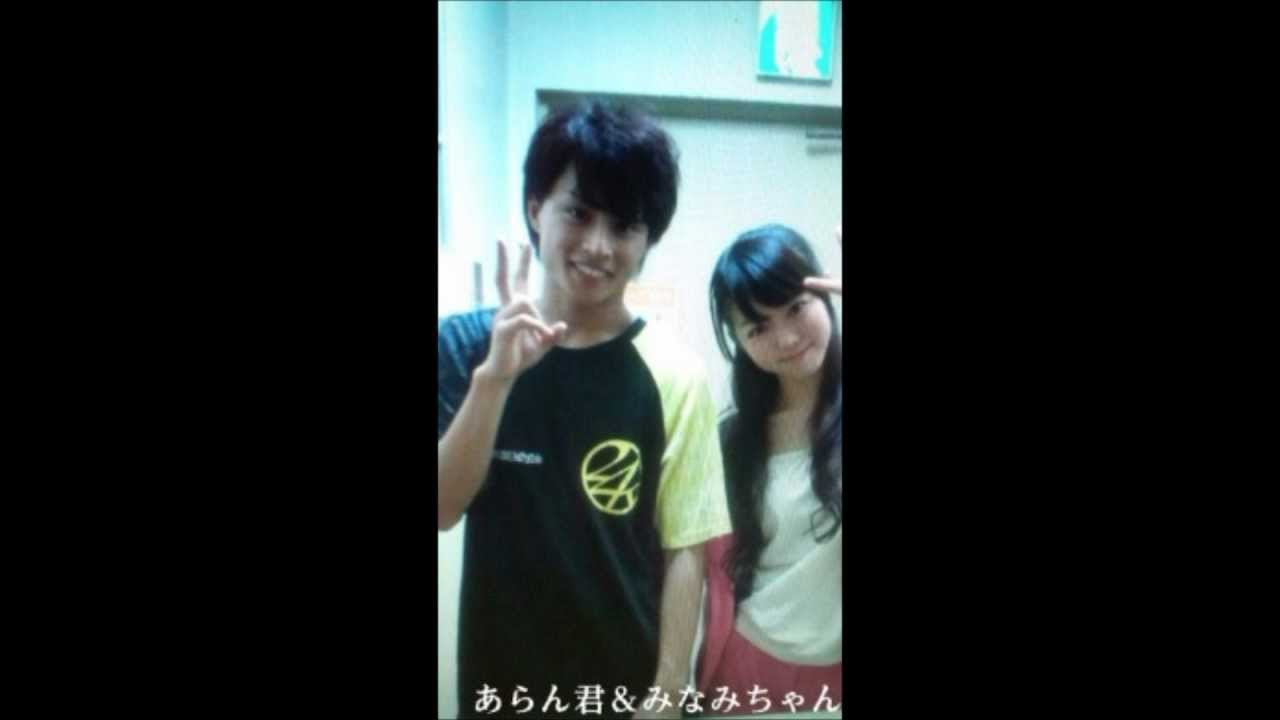 AKB48峯岸みなみ,EXILE弟分の白濱亜嵐と熱愛発覚!? - YouTube
