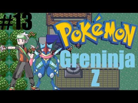 #13 Pokémon Greninja-Z