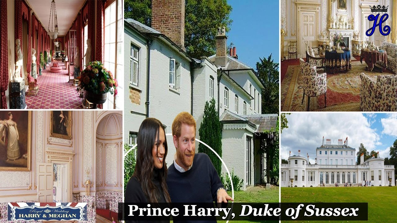 inside meghan markle and prince harry s new family home at frogmore cottage youtube inside meghan markle and prince harry s new family home at frogmore cottage