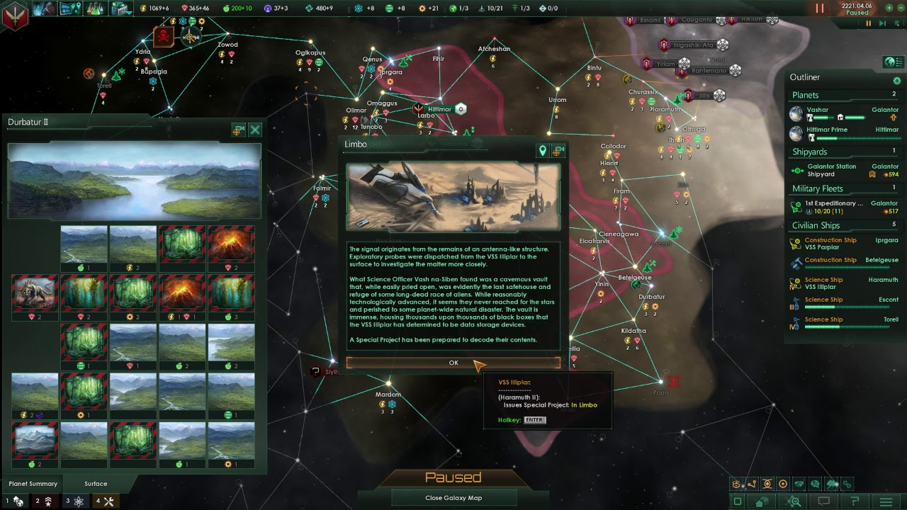Stellaris (2 1/Ensign) - Vashari Empire - Campaign 2 Part 2