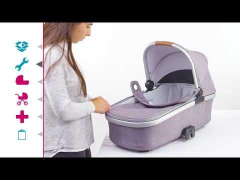 Bébé Confort   Oria nacelle video d