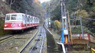【南海電鉄】ありがとう3代目高野山ケーブルカー