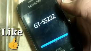Samsung GT S5222 Hard Reset solution by secret Code  100%working TRICK