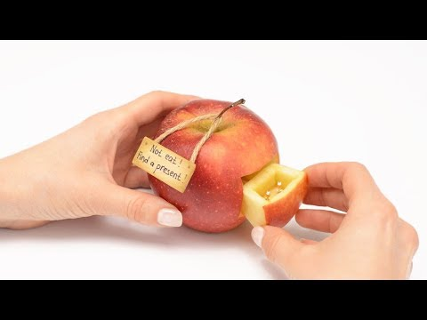 7 FUN IDEAS TO CUT FRUITS & VEGETABLES!