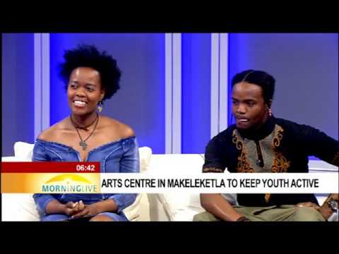 Moritlhwana School of Arts in Makeleketla keeping youth active