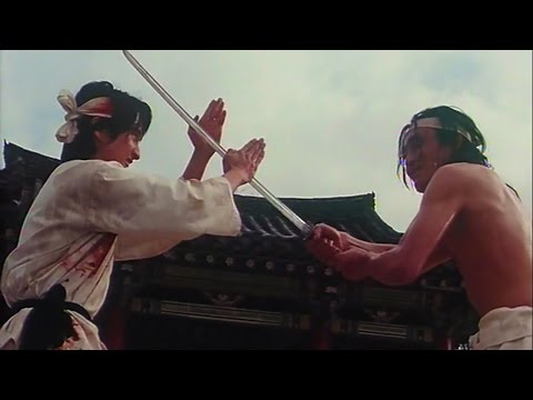 Pyongyang Nalpharam -- North Korean martial arts movie (Subbed)