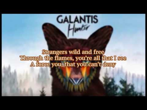 Galantis  Hunter(Lyrics)