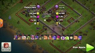 TH11 Anti 2 Star Base w/ Legend League Defense Replays!