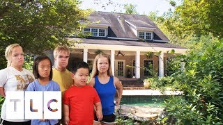 Take A Look At The Johnston's New Home! | 7 Little Johnstons