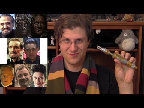 Doctor Who - Ranking the Masters (Worst to Best)