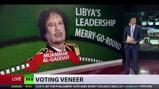 Libya to vote amid violent chaos, calls for boycott