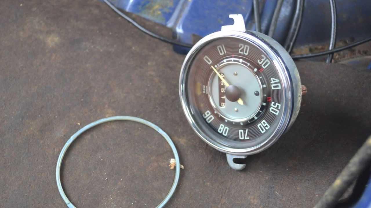 70 vw beetle wiring tachometer [ 1280 x 720 Pixel ]
