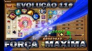‹‹DDTANK 337 [EVOLUÇÃO #11] ATIVANDO O FC MAXIMO, LVL.40 70KK?››