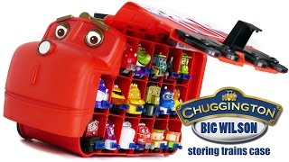 VIDEO FOR CHILDREN Chuggington Toys Trains Collection